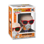 Pop! Animation: Dragon Ball Z - Master Roshi with Staff