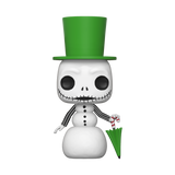 Snowman Jack - The Nightmare Before Christmas