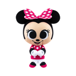 Front image of Minnie Mouse mini plush