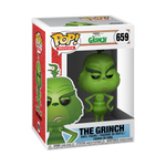 Pop! Movies: The Grinch Movie - The Grinch