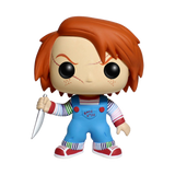 Front image of Chucky - Child's Play pop
