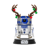 Pop! Star Wars: Holiday - R2-D2