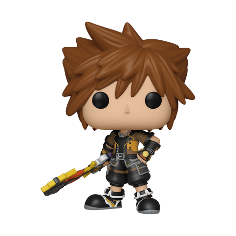 Pop! Games: Kingdom Hearts - Sora (Guardian Form)