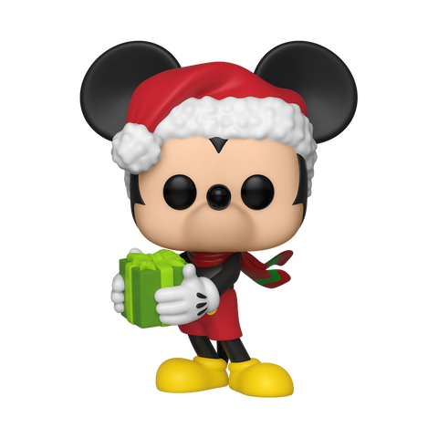 Holiday Mickey