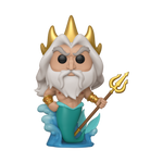 King Triton - The Little Mermaid