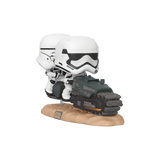 Pop! Star Wars Movie Moments: The Rise of Skywalker - First Order Tread Speeder