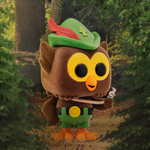 Woodsy Owl (Flocked)