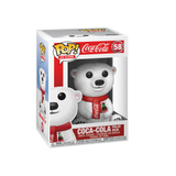 Box image of Coca-Cola Polar Bear pop