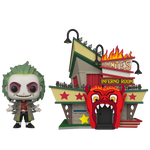 Pop! Town: Beetlejuice with Dante's Inferno Room