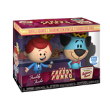 Vinyl Figure: Freddy Funko & Huckleberry Hound 2-Pack