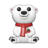 10'' Coca-Cola Polar Bear