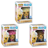 Pop! Funko: Fantastik Plastik - Mr. Sprinkles 3-Pack Bundle