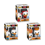 Pop! Disney: Huey, Dewey, and Louie 3-Pack Bundle