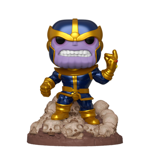 Thanos (Metallic) - Avengers