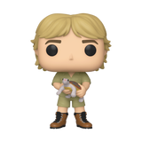 Steve Irwin w/ Chase - The Crocodile Hunter