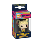 Box image of Harley Quinn Boobytrap Battle - Birds of Prey pop keychain