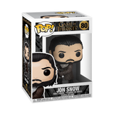 Box image of Jon Snow with Sword - Game of Thrones pop