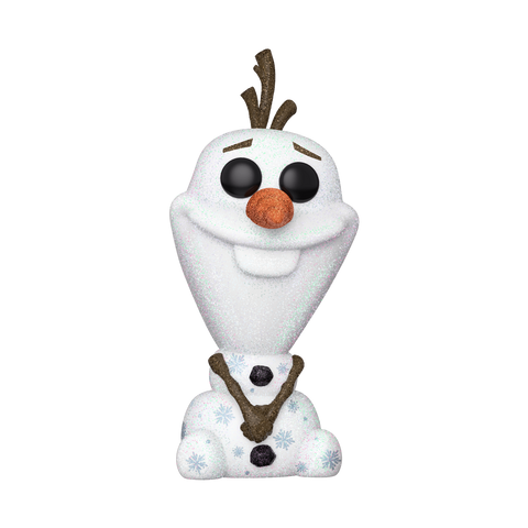 Pop! Disney: Frozen 2 - Diamond Collection Olaf