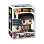 Box image of Sanhok Survivor - PUBG pop