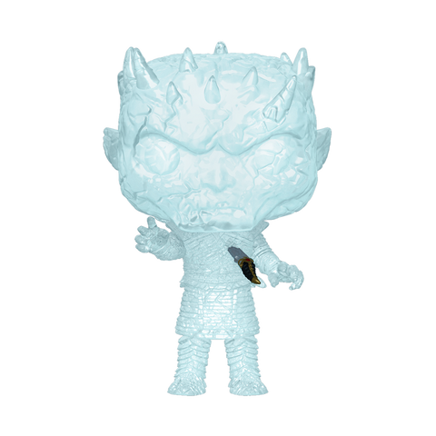 Pop! Television: Game of Thrones - Glow Crystal Night King