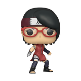 Pop! Animation: Boruto - Sarada Uchiha