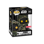 Pop! Star Wars: Jawa (Futura) with Case