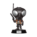 Pop! Star Wars: The Mandalorian - Q9-0