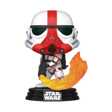 Incinerator Stormtrooper - The Mandalorian