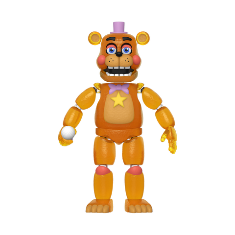Glow Rockstar Freddy - Five Nights at Freddy's (Pizzeria Simulator)
