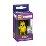 Box image of Peely - Fornite keychain