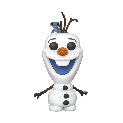 Olaf with Bruni - Frozen 2