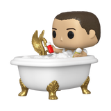 Pop! Movies Deluxe: Billy Madison - Billy Madison in Bath Tub