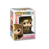 Box image of Wonder Woman Golden Armor - WW84 pop