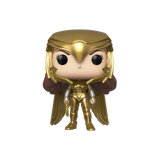Pop! Heroes: WW84 - Wonder Woman Golden Armor