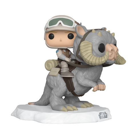 Luke Skywalker with Taun Taun - Star Wars