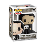 Pop! Icons: Edgar Allan Poe