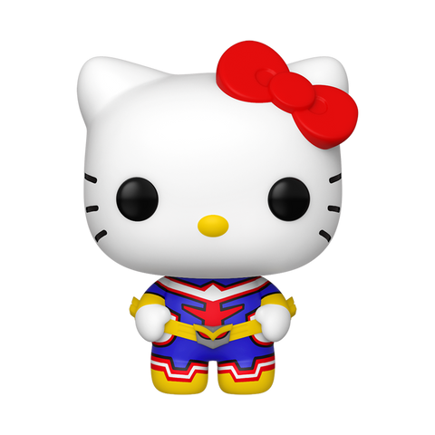 Hello Kitty All Might - My Hero Academia