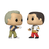 Pop! Movies: Happy Gilmore - Bob Barker & Happy Gilmore 2-Pack