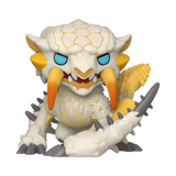 Front image of Frostfang - Monster Hunter Stories pop