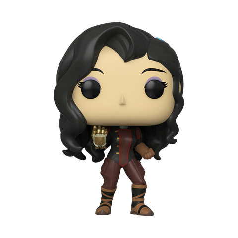 Pop! Animation: Legend of Korra - Asami