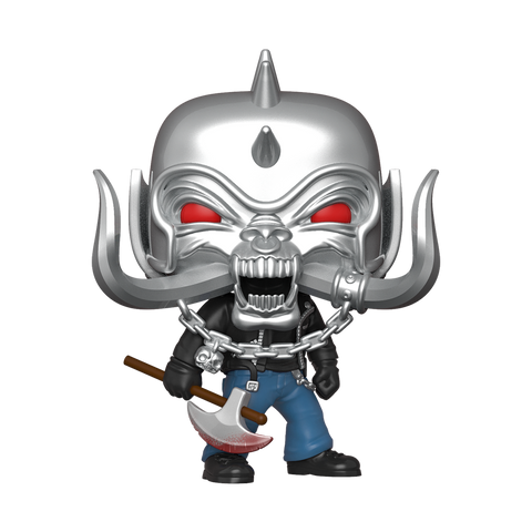 Front image of Warpig (Metallic) - Motorhead pop