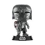 Front image of Knight of Ren (Arm Cannon Chrome) - The Rise of Skywalker pop