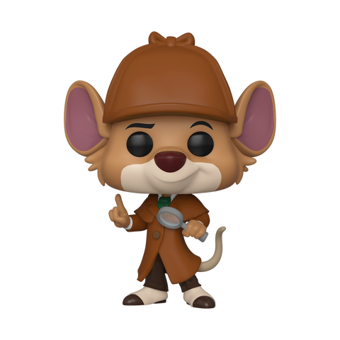 Basil - The Great Mouse Detective