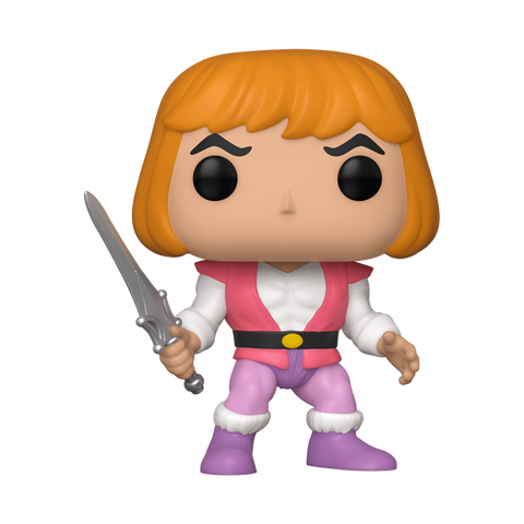Front image of Prince Adam - Masters of the Universe pop