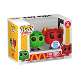 Fry Kids 2-Pack Green/Red - McDonald's