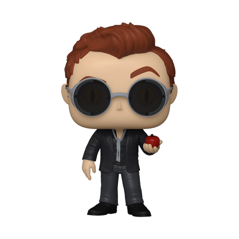 Front image of Crowley - Good Omens
