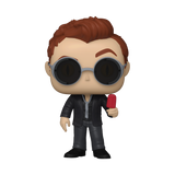 Front image of chase Crowley - Good Omens