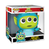"10"" Alien as Sulley - Remix"