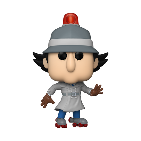 Inspector Gadget with Skates