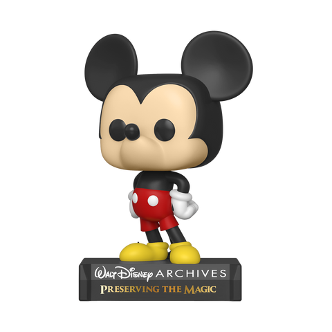 Mickey Mouse - Disney Archives